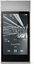 FiiO M7 Hi-Res Lossless Music MP3 Player with aptX HD, LDAC HiFi Bluetooth, FM Radio and Full Touch Screen (Silver) photo