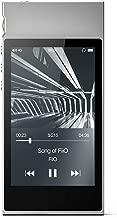 FiiO M7 High Resolution Lossless Music Player with aptX, aptX HD, LDAC HiFi Bluetooth, FM Radio and Full Touch Screen (Silver) …