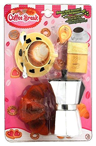 Viscio Trading 174394 – Moka koffie met Brioche mok