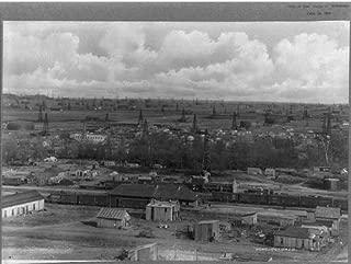 HistoricalFindings Photo: Glenn Pool oil field,Kiefer,Oklahoma,OK,Tulsa County