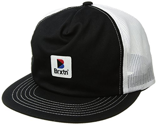 Brixton Stowell HP Mesh Cap - Black / White