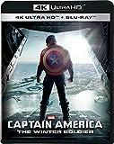 キャプテン・アメリカ/ウィンター・ソルジャー 4K UHD[VWBS-6864][Ultra HD Blu-ray]