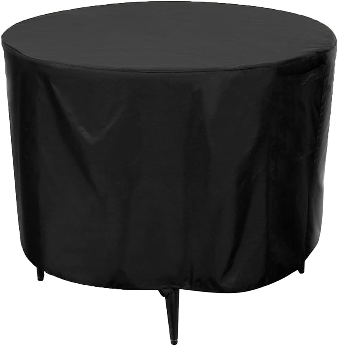 ZWYSL Garden 2021 spring and summer new Furniture Covers Round Table Waterproof Award Outd