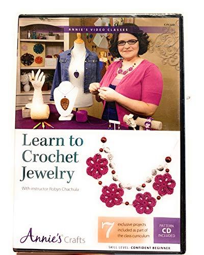 Annie's Learn To Crochet Jewlery DVD