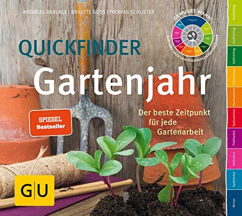 Quickfinder Gartenjahr: Der beste Zeitpunkt für jede Gartenarbeit (Pflanzenpraxis)