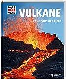 WAS IST WAS Band 57 Vulkane. Feuer aus der Tiefe (WAS IST WAS Sachbuch, Band 57) - Manfred Baur