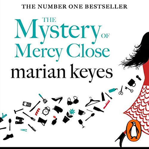 The Mystery of Mercy Close audiobook cover art