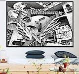 Divertiti con il puzzle di Escher