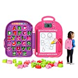 LeapFrog Mr. Pencil's ABC Backpack, Pink