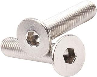 10pcs M10x16 Filetage Complet cylindrique hexagonale tête Métrique Boulons Vis