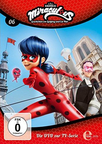 Miraculous 6 - Geschichten von Ladybug und Cat Noir - Darkblade / Horrificator - Die DVD zur TV-Serie [Alemania]