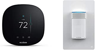 ecobee3 lite Smart Thermostat, 2nd Gen and Switch+ Smart Light Switch Bundle