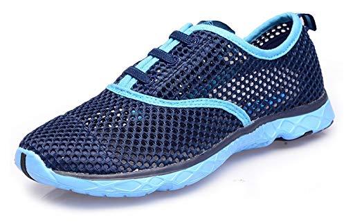Oriskey Zapatos Aguamarina de Agua...