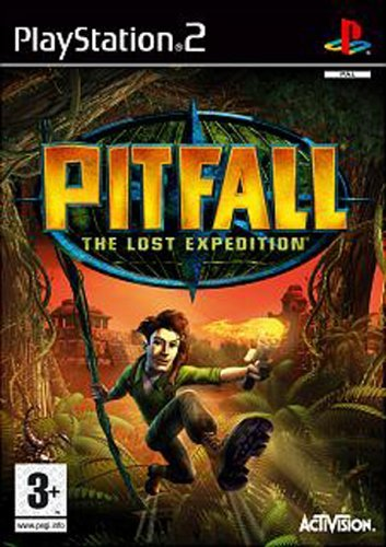 Pitfall: The Lost Expedition (PS2) by ACTIVISION