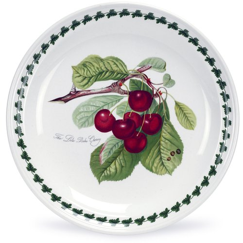 Pomona 20 cm, Assiette, Lot de 6, Multicolore