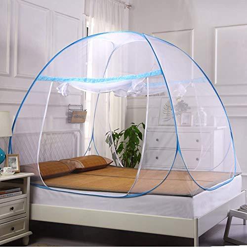 BCXGS muggennet, overkapping, gesp, eenvoudig snel te installeren, insectennet met onderkant voor bed, kampeerhuis in de open lucht