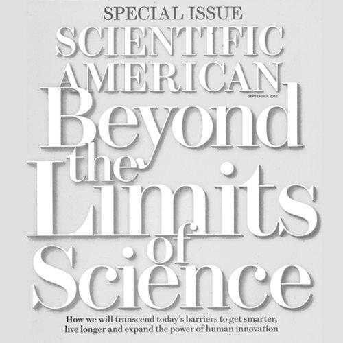 Scientific American, September 2012 cover art