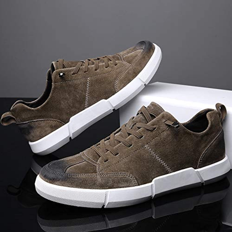 LOVDRAM Herren Lederschuhe Winter Mode Freizeitschuhe Mode Schuhe Mnner Persnlichkeit Schuhe