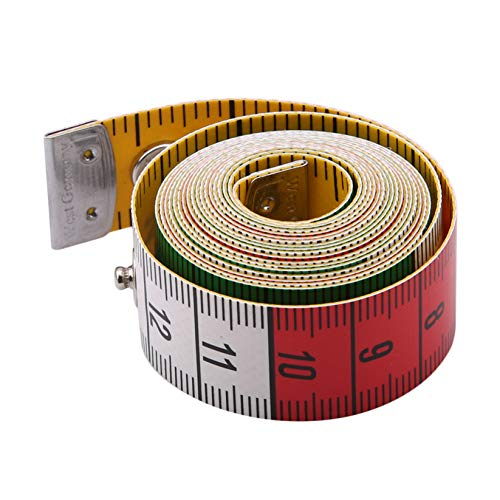 XQWR Portable Measuring Tape Crafts Sewing Double-Sided Tape Measure Household Tape Measure