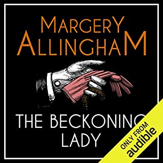 The Beckoning Lady                   By:                                                                                                                                 Margery Allingham                               Narrated by:                                                                                                                                 David Thorpe                      Length: 8 hrs and 58 mins     45 ratings     Overall 4.1