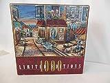 QMGLBG 1000 Pieces of Wooden Puzzles El Juguete Educativo de descompresión para Adultos Twilight Tangram Puzzle se Puede Utilizar como decoración de la Pared del hogar como Regalo
