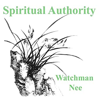 Spiritual Authority audiobook cover art