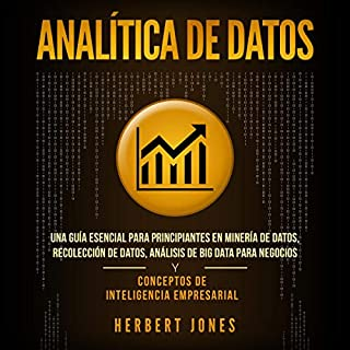 Analítica de datos [Data Analytics] audiobook cover art
