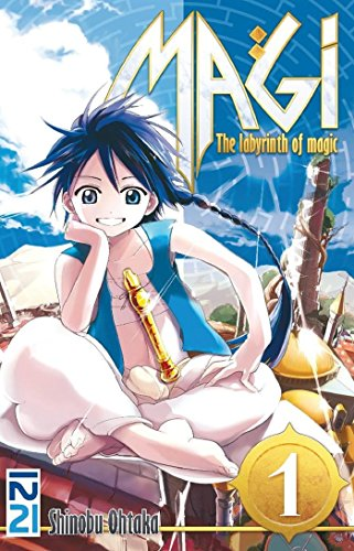 Magi - The Labyrinth of Magic - tome 01