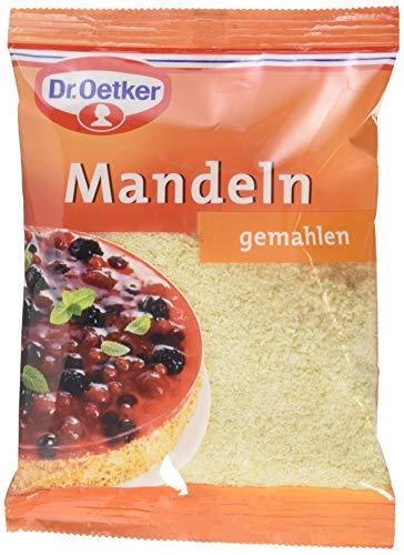 Dr. Oetker Mandeln gemahlen (1 x 100 g)