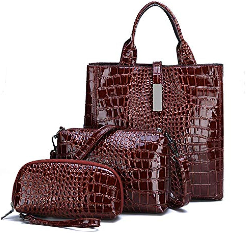 XMY Weibliche Tasche der Wilden Kindermuttertasche der der der großen Tasche einfache Art und Weisemutterumhängetasche B07M9TQ2Z8  Flut Schuhe Liste 45faa8