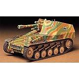TAMIYA 300035200 - 1:35 WWII Panzerhaubitze Sonderkraftfahrzeug 124 Wespe (2) -