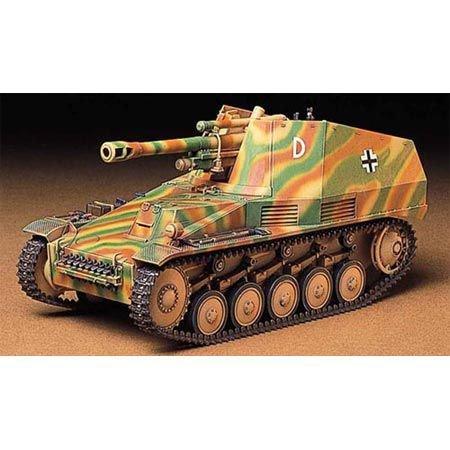 TAMIYA 300035200 - 1:35 WWII Panzerhaubitze Sonderkraftfahrzeug 124 Wespe (2)