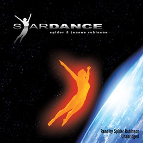 Stardance audiobook cover art