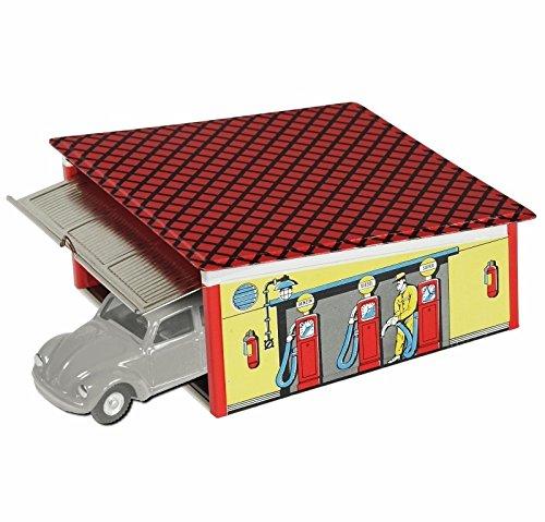 Kovap Blechspielzeug - Garage mit Schwingtor von KOVAP