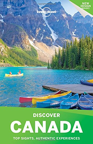Lonely Planet Discover Canada [Idioma Inglés]