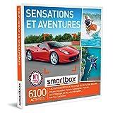 SMARTBOX - coffret cadeau couple - Fête des Pères - Sensations et Aventures - idée cadeau originale - 1 expérience à sensations pour 1 ou 2 personnes