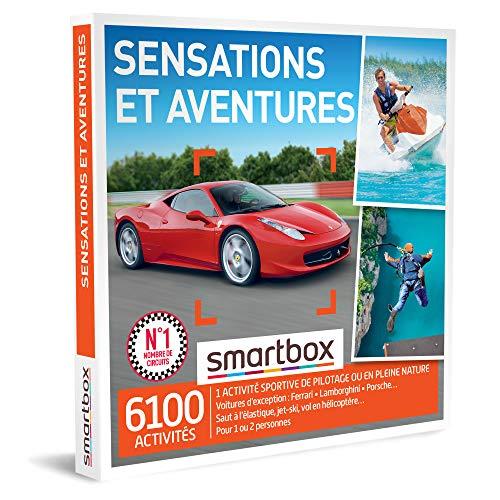 SMARTBOX - coffret cadeau couple - Fête des Pères -...