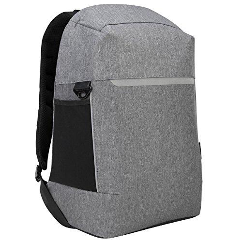 Targus TSB938GL CityLite Security Rucksack optimal für Arbeit, für Notebooks bis zu 15,6