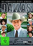 Dallas Staffel  7 (8 DVDs)