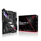 ASUS ROG Crosshair VIII Hero Wi-Fi Scheda Madre Gaming AMD X570 ATX con PCIe 4.0, 16 Fasi di...