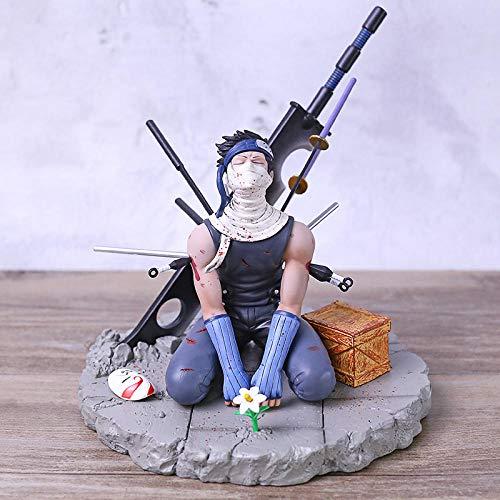Taxpy Figuras Anime Baratas Figura de Anime Gk Peach Land Never Ghost In The Mist Decoración Modelo Figura de acción Altura X 19Cm Multicolor, Adultos y fanáticos del Anime