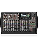 Behringer X32 mezclador DJ - Mezclador para DJ (24 Bit, 10 - 22000 Hz, 0,006%, 6,3...