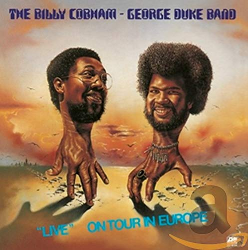 Billy Cobham & Georde Duke Band -