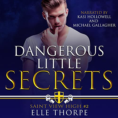 Dangerous Little Secrets Audiobook By Elle Thorpe cover art