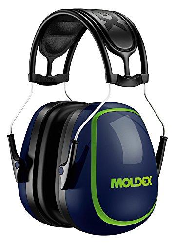 Moldex 6120 Gehörschutzkaspel Serie M5 SNR 34dB, blau