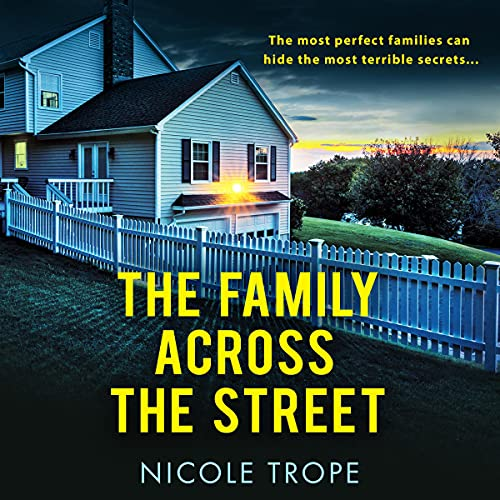 The Family Across the Street cover art