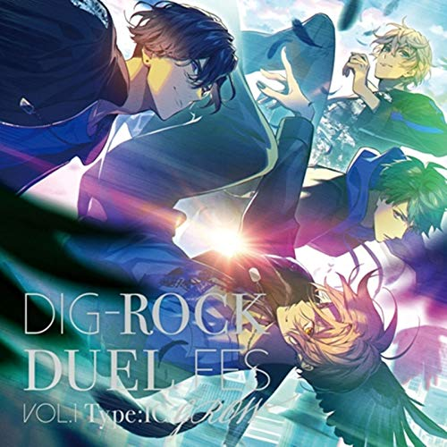 [album]DIG-ROCK -DUEL FES- Vol.1 Type:IC – Various Artists[FLAC + MP3]