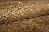 Burlapper 12 oz Jute Burlap Fabric Sheet, 40' x 5 yd, Factory 2nd