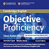 Objective Proficiency Class Audio CDs (2)