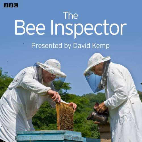 The Bee Inspector audiobook cover art